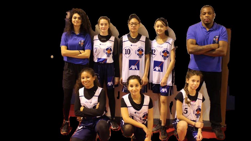 u15 filles tournoi de st thibault